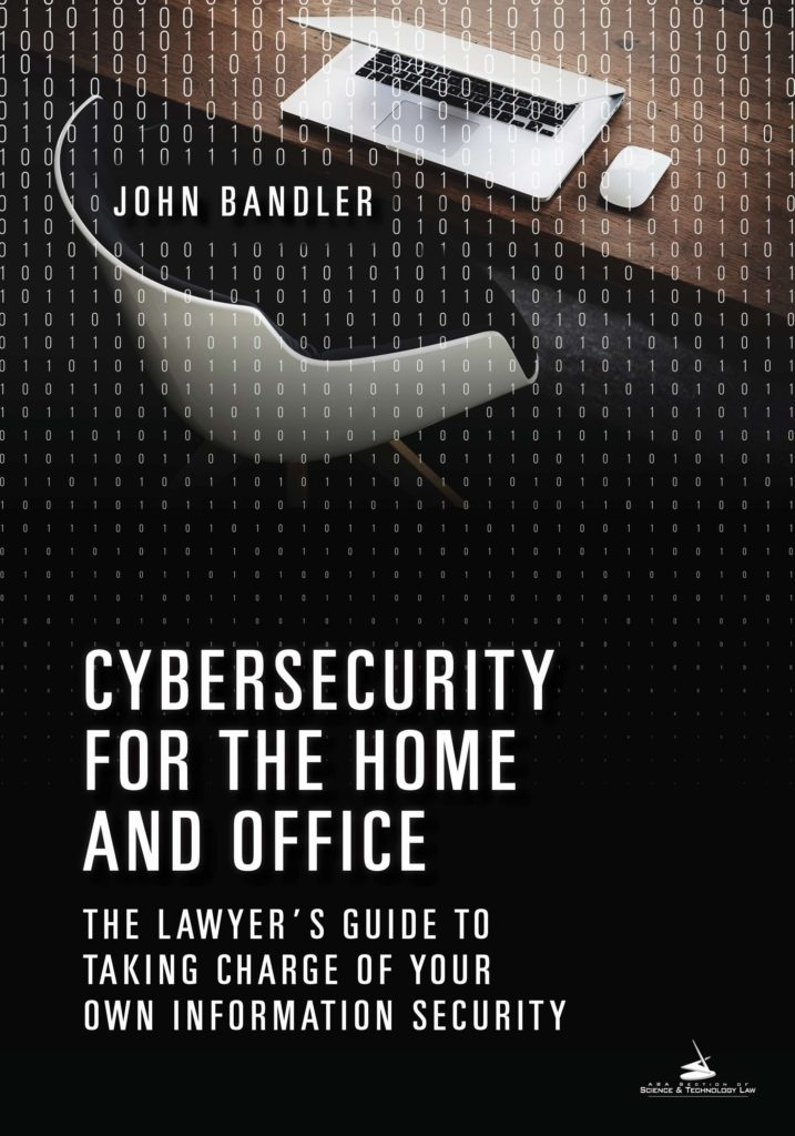 Cybersecurity Home and Office Bandler Cover Lo